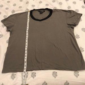 Men's Diesel Style Lab 100% cotton T-shirt.